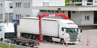 Prelucrarea terminală a încărcăturilor la trecerile de frontieră